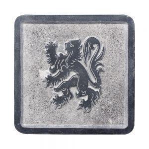 Reliefsteen van de Vlaamse Leeuw